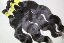 Natural Wave Hair / Try some new and stylish hair extensions to look more bold and beautiful. / by Jenni Marie