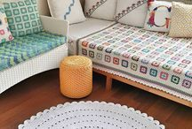 The Crochet Home / Adorn your home with fabulous crochet!