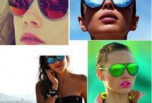 Tendencias Gafas de Sol 2016 / Estas son las tendencias en Gafas de Sol que reinarán para este 2016