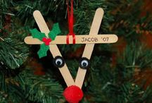 Christmas Crafts for Kids / by Mascara 'n' Muscles