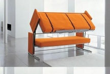 House ideas  / Bunk bed to couch