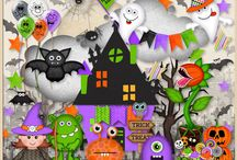 Spooky Halloween Digital Kit / http://adrianaferrari.com/index.php?main_page=product_info&cPath=19&products_id=344