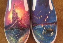 Custom shoes <3