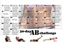 Workouts I need to do / by Kaylee Wynn