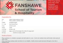 Recipes / Recipes from our Chefs & our Culinary students in the School of Hospitality and Tourism.