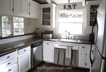 Kitchen Remodel / by Suzanne Jorgensen