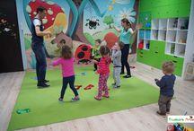 Dzień otwarty w Przedszkolu Motylek / Przedstawiamy zdjęcia z Dnia Otwartego w Niepublicznym Przedszkolu Motylek przy ul. Bociana w Krakowie
