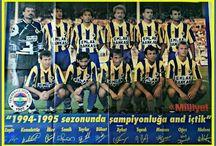 1990 - 2000 FENERBAHÇE FUTBOL TAKIMI