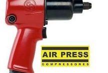 Chave de Impacto Air Press Compressores