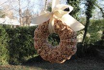 wreaths / by Jennifer Anderson