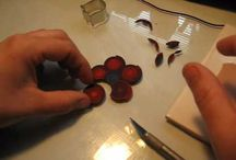 Polymer clay tutorials