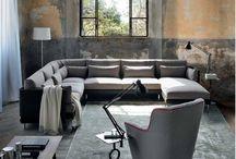 Canapele Kong / O colectie de canapele contemporane, elegante si cu mult charm de la Galeriile Noblesse.
