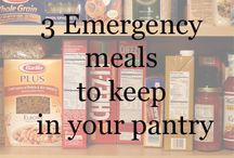 Pantry Meals