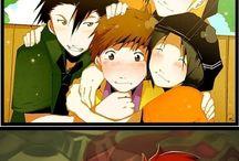 anime cartoons