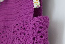 Crochet: Clothing / Patterns and inspiration for crocheted clothes