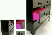 Crafts - Furniture reno / by Emily Suelflow