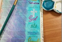Bible Journaling - The Inspire Bible