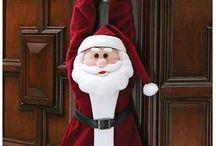 vánoce šití