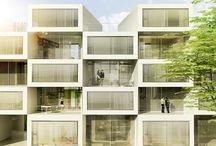 Arquitectura Fachadas