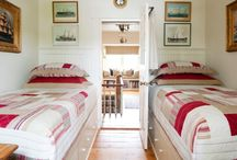 Bedrooms / by Blessed Antiques