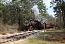 Texas State Railroad / Part of the Premier Rail Collection, the Texas State Railroad is located in Rusk and Palestine, Texas.