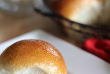 breads / by Rebekah Spires