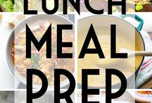 Clean eating lunch boxes