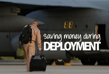 Dealing with Deployment / This board has tips and strategies for dealing with military life, before, during and after #Milspouse Life. If you'd like to contribute please email JudyDavis [at] TheDirectionDiva [dot]com