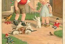ILLUSTRATEUR - Pauli EBNER(1873-1949)