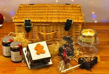 Christmas Hampers / Christmas goodies and treats :) handmade in Sussex