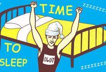Can't sleep tips / Tips on how to fall asleep