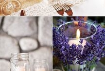 Lavender Themed Decorations