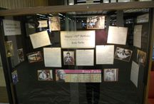 Black History Displays / A collection of photos of the Black History Displays we have had here at the John M. Pfau Library.