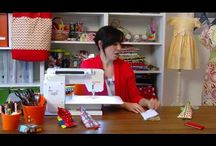 Handarbeitsvideos {Sewing and Crochet Videos}
