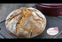 Meine Brotrezepte / Brot selbst backen? Trau dich ruhig mal ran, es ist mit den richtigen Zutaten wirklich nicht schwer... los geht´s....