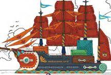 Sandship / ME ship.