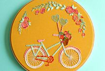 Hand Embroidery Patterns (Etsy)
