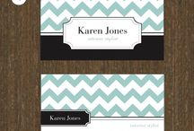 Paper Goods: Business Cards, Journals & So On / by Valeria
