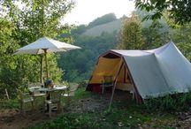 Vakantie/campings