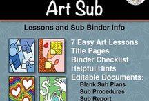 Art lesson