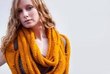 Medusa knitting