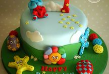 Ivy's Birthday Cake