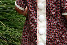 couture tunique fille