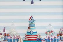 boy (erkek) children party ideas