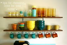 Home - kitchen / by Emily Reed