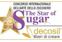 The Star of Sugar decosil 2017 / Partecipanti al Campionato mondiale di The Star of Sugar di decosil svoltosi al Sigep di Rimini a Gennaio 2017