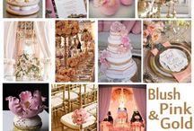 Wedding theme colour