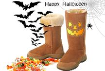 Happy Halloween / Happy Halloween from everybody here at Ugg Boots Made in Australia! Trick or Treat!
