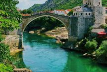 Bosnia & Herzegovina Bucket List 2015 / Places I want to see in Bosnia and Herzegovina in 2015. #bosnia #herzegovina #travel