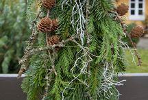 Jul med naturen